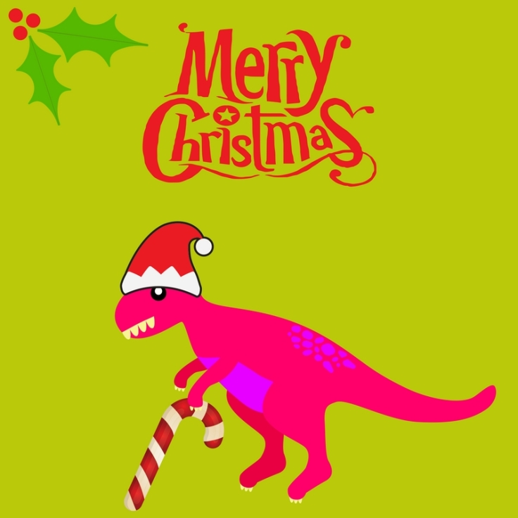 The Perks of Being a Dinosaur Christmas.jpg