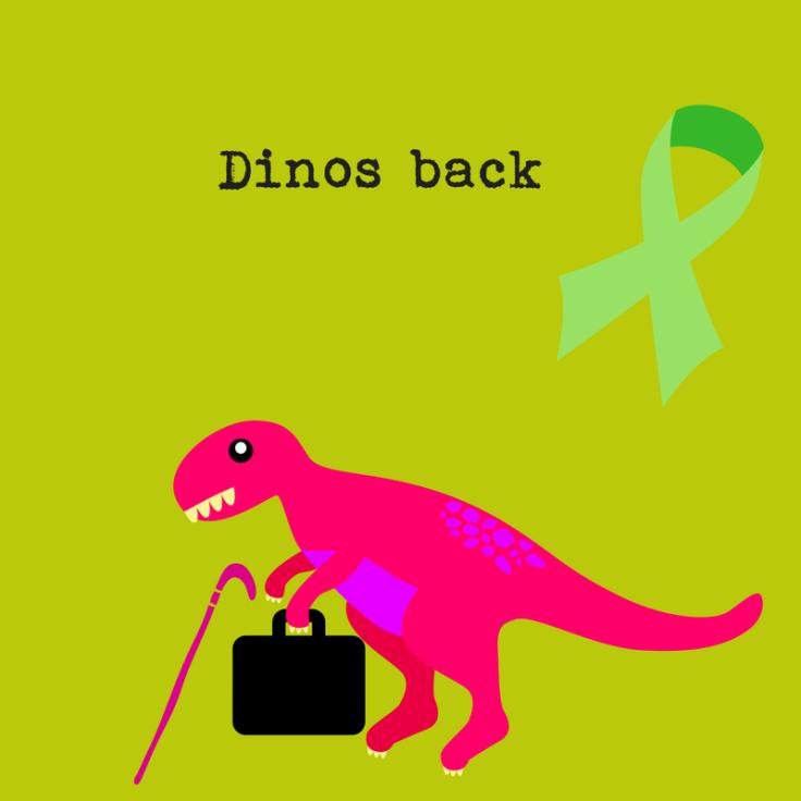 Dinos back